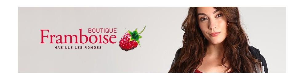 Vêtement Femme Grande Taille Boutique Framboise Habille Les Rondes Boutique Framboise
